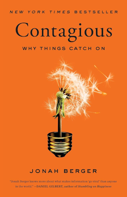 """""""Contagious – Why Things Catch On"""""""